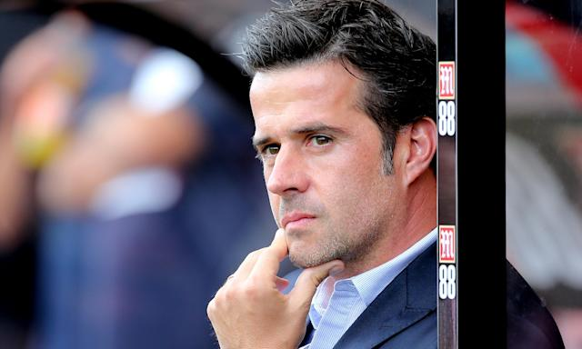 Marco Silva takes charge of Everton having been the club's No1 target to replace Ronald Koeman last year.