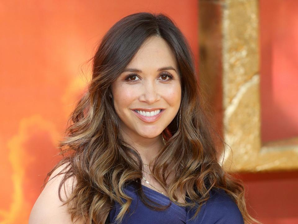 Myleene Klass was reportedly involved in an altercation with a private hire driver (Getty Images)