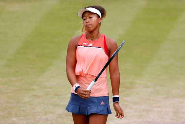 Wimbledon 2018: Naomi Osaka in race for recovery after picking up injury ahead of Championships