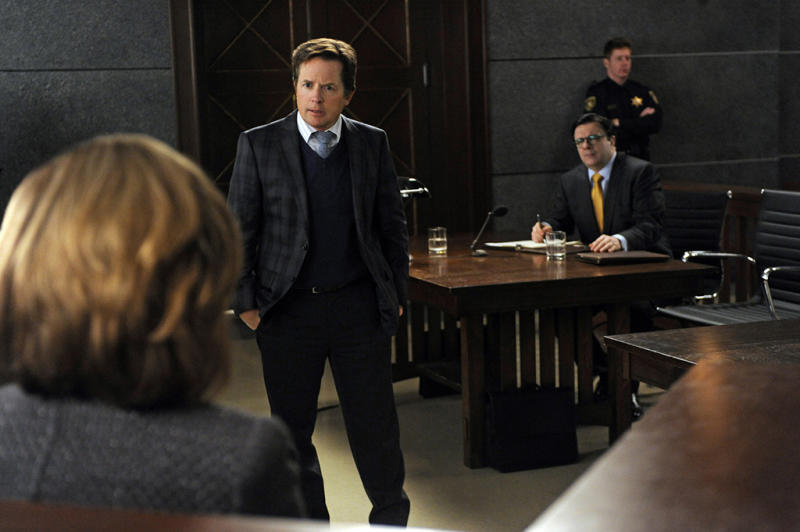 """""""The Good Wife"""" -- """"The Seven Day Rule"""""""
