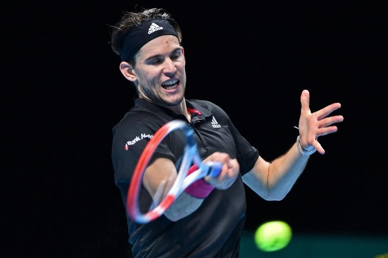 Austria's Dominic Thiem won his first Grand Slam at the 2020 US Open