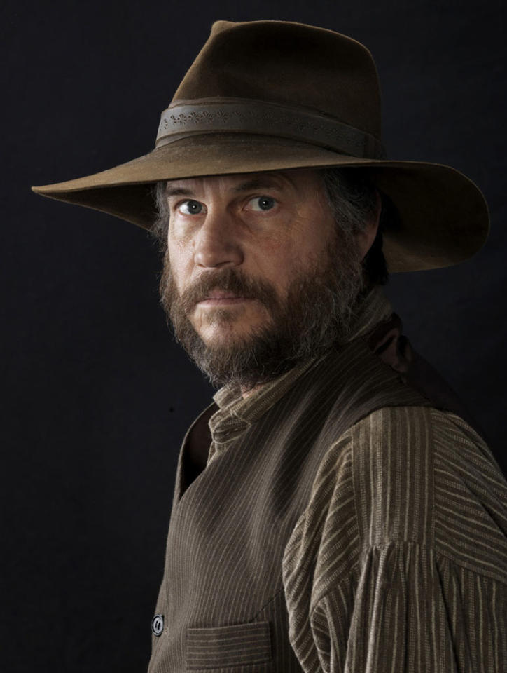 """Outstanding Actor in a Miniseries or Movie: Bill Paxton, """"Hatfields & McCoys"""""""