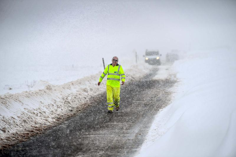 Scotland is facing more flurries of snow (Getty Images)