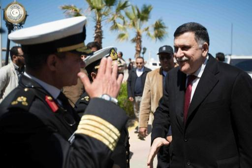 Libya unity government looks to assert authority in Tripoli
