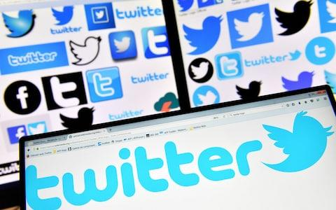 The likes of Facebook and Twitter have been warned they could face tax hikes - Credit: LOIC VENANCE/AFP