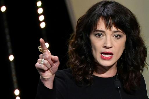 Asia Argento speaks on sex assault accuser
