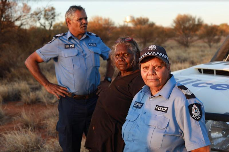 The director of a documentary exploring Australia's first Indigenous-run police station says cops should learn First Nations culture at the Academy. (Photo: NITV )