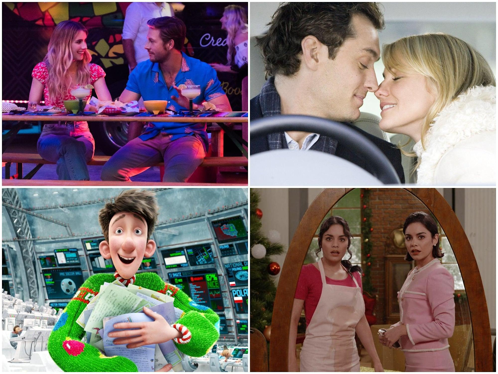 Every Christmas film you can watch on Netflix: From Holidate to A Christmas Prince