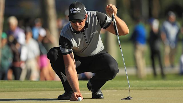 Tiger Woods continued to show good signs as Henrik Stenson took the lead at the Arnold Palmer Invitational.
