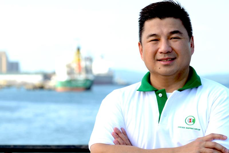 Dennis Uy publicly listed shipping and logistics firm Chelsea Logistics Holdings in 2017, named after his daughter Chelsea, raising more than $114 million (PHP 6 billion) in the IPO. (Source: Udenna)