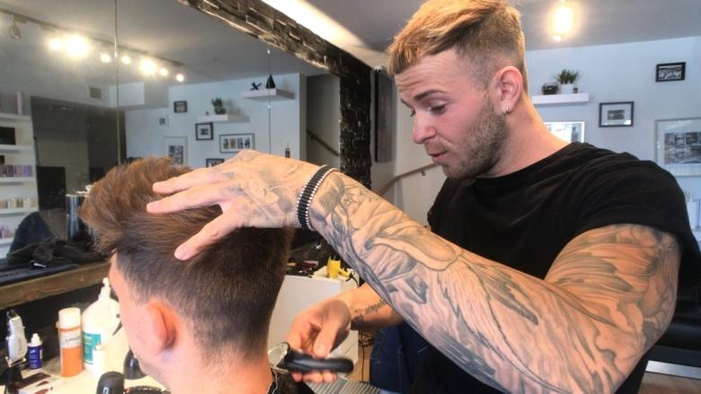 World Cup fades and comb-overs cause a buzz at Calgary barbershops