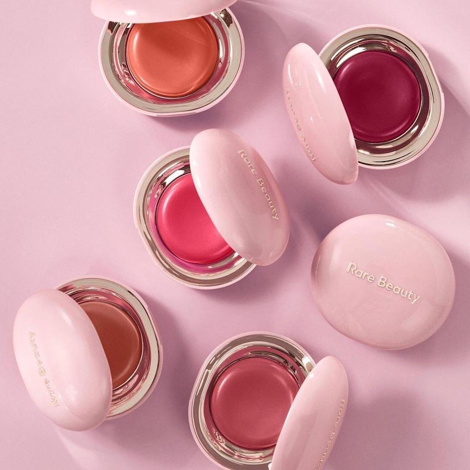 Rare Beauty's 'Mistake Proof' Cream Blushes Are My Latest Makeup Obsession