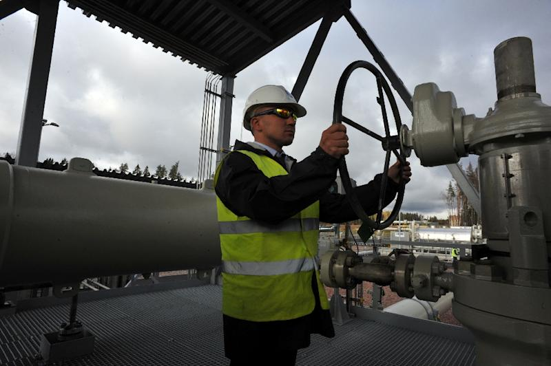 A compromise deal allows Germany to stay at the wheel of Nord Stream