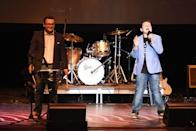 """<p>Carter also performs with his family for the nonprofit organization <a href=""""https://www.familiesinarms.org/"""" rel=""""nofollow noopener"""" target=""""_blank"""" data-ylk=""""slk:Families in Arms"""" class=""""link rapid-noclick-resp"""">Families in Arms</a>, which they created in honor of Carter's older brother, Jack, who has autism. Carter has said he's very close with his brother, telling <em>The Voice</em> coaches, """"We have the best bond I could ever ask for.""""</p><p><a href=""""https://www.instagram.com/p/CGQGy7ggtHt/"""" rel=""""nofollow noopener"""" target=""""_blank"""" data-ylk=""""slk:See the original post on Instagram"""" class=""""link rapid-noclick-resp"""">See the original post on Instagram</a></p>"""