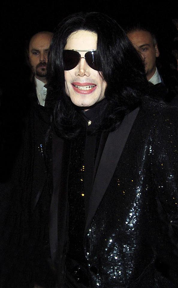 """We miss you, Michael. Rest in peace. Anthony Harvey/<a href=""""http://www.wireimage.com"""" target=""""new"""">WireImage.com</a> - November 15, 2006"""