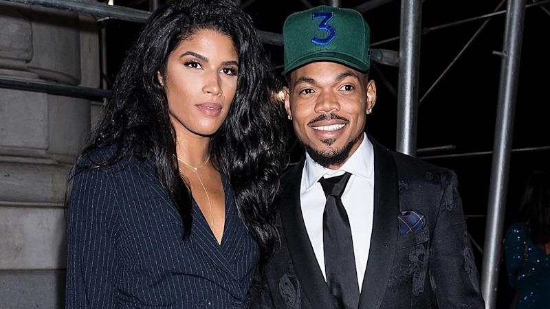 Chance the Rapper Marries Kirsten Corley