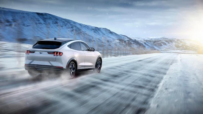The 2020 Ford Mustang Mach-E