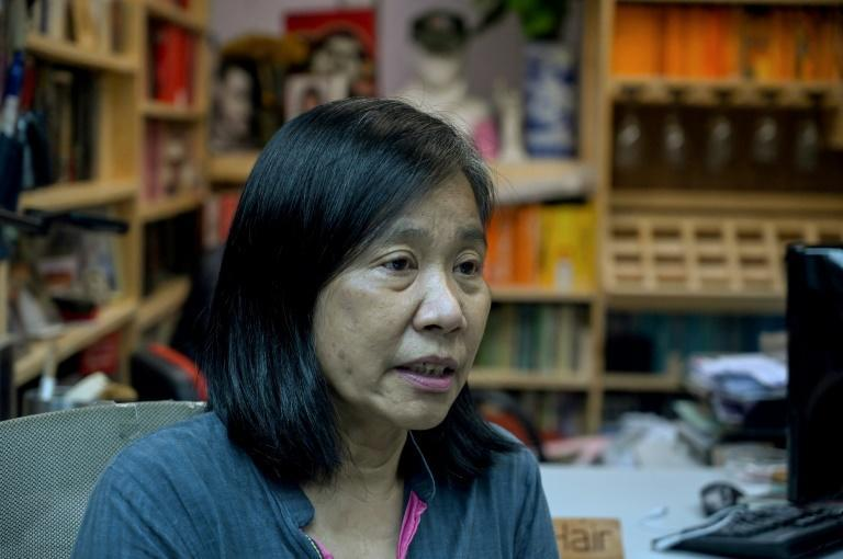 With so many opposition figures arrested or fled overseas, Chan is one of the few female politicians still on the front lines in Hong Kong