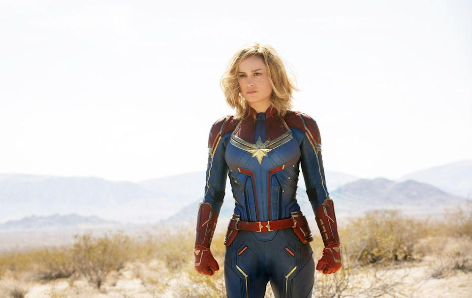 <p>In this house, we stan Brie Larson, so we can't wait to see the Academy Award-winner rule the world once again when the <em>Untitled</em> <em>Captain Marvel </em><em>Sequel</em> hits cinemas July 8, 2022.</p>