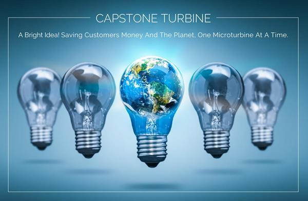 Earth Day, April 22, 2019:Happy Earth Day from Capstone Turbine Corporation