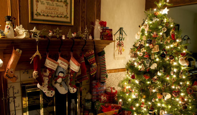 Christmas shouldn't just be for kids. (Photo: Getty Images)