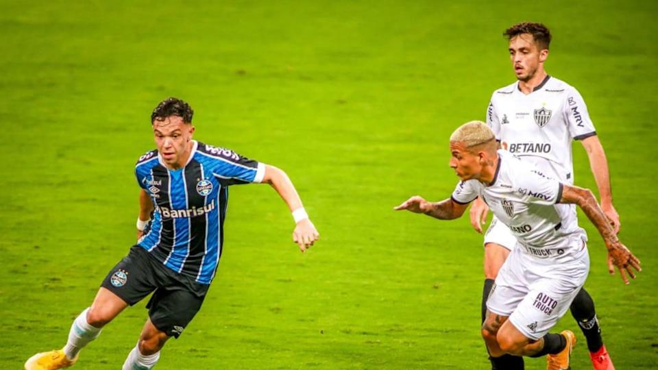 2020 Brasileirao Series A: Gremio v Atletico MG Play Behind Closed Doors Amidst the Coronavirus | Silvio Avila/Getty Images