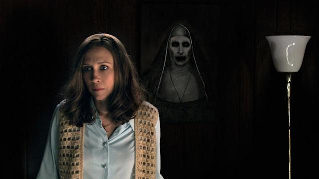 """""""The Conjuring 2"""" (Photo: New Line/Warner Bros.)"""