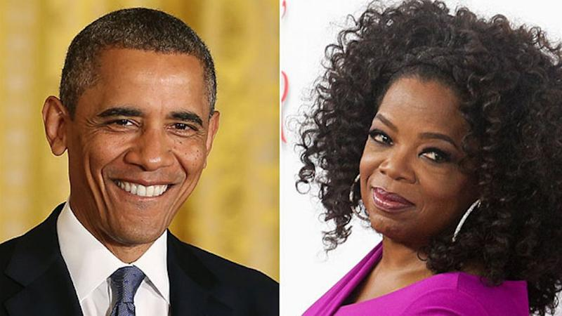 President Obama on 'The Butler': 'Oprah, My Girl, She Can Act'