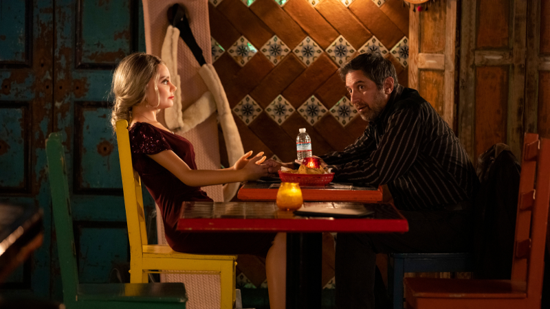 Diane and Ray Romano in Made For Love
