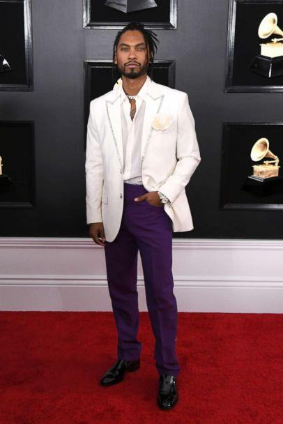 PHOTO: Miguel attends the 61st Annual GRAMMY Awards at Staples Center, Feb. 10, 2019 in Los Angeles. (Jon Kopaloff/Getty Images)