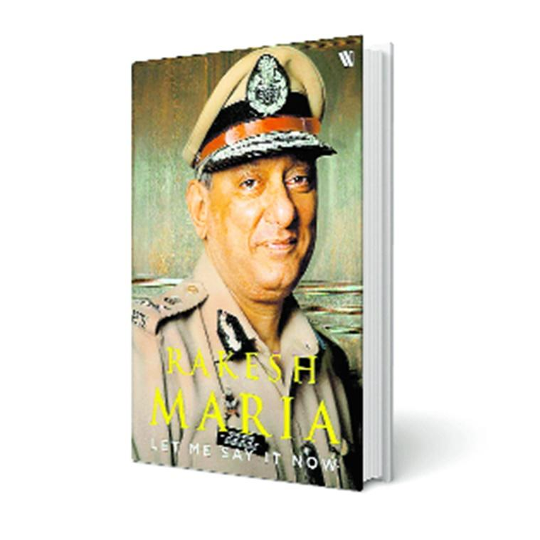 Let me say it now by Rakesh Maria, Let me say it now by Rakesh Maria book, Let me say it now by Rakesh Maria books and literature, indian express news