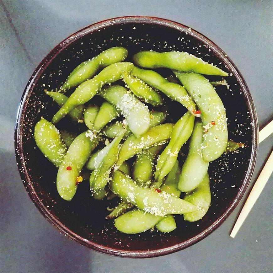 """<h1 class=""""title"""">bowl of edamame with salt</h1><cite class=""""credit"""">Lucia Rodriguez/EyeEm/Getty Images</cite>"""