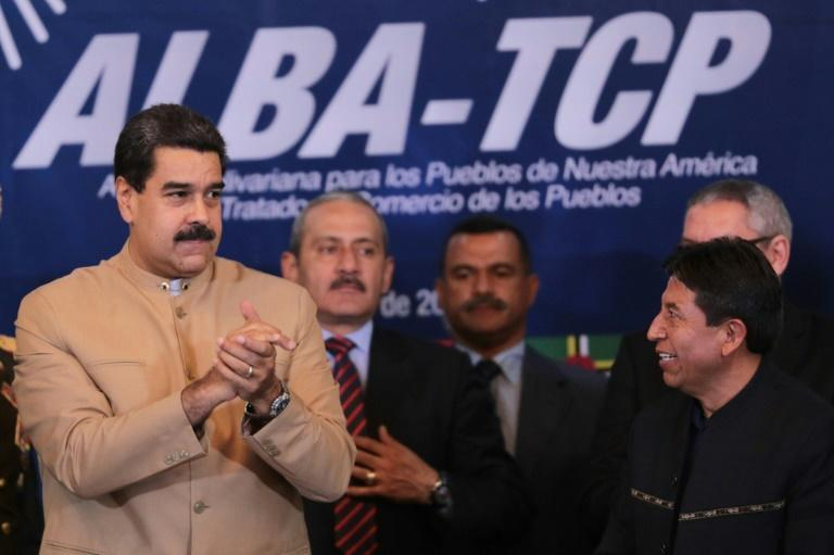 Regional diplomats reject Venezuela's assembly