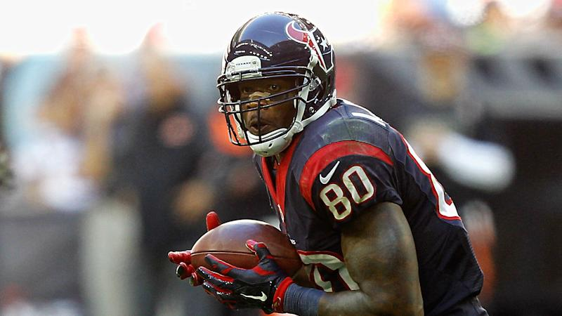 Andre Johnson to retire from NFL as member of Texans