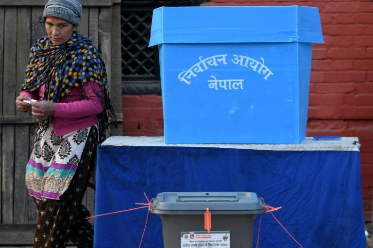 The watershed vote marks Nepal's transition from a monarchy to a federal democracy, after emerging from a brutal decade of civil war only to stagger through political turmoil and natural disaster