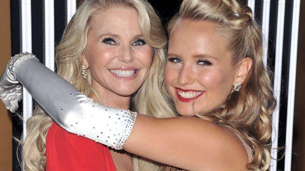 PHOTO: Christie Brinkley and Sailor Lee Brinkley-Cook attend a 'Dancing with the Stars' event, Sept. 16, 2019 in Los Angeles, Calif. (Allen Berezovsky/Getty Images)