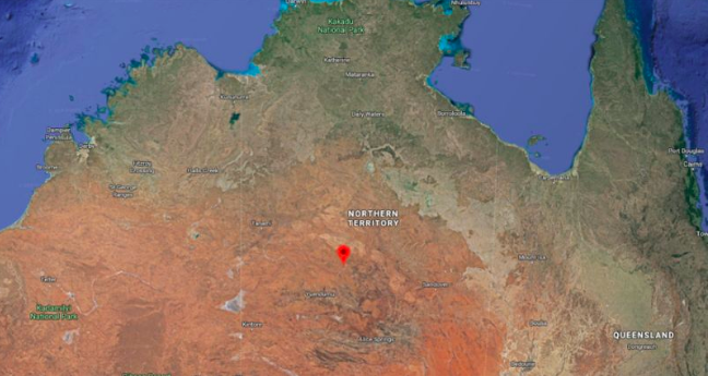 Body Of Child Found Following Search In Central Australia
