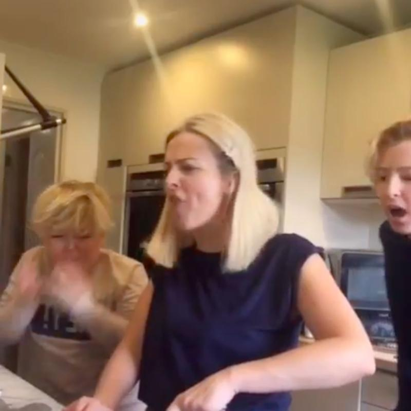This Mom Pranks Her 2 Sons All the Time, but This 1 Where She Fakes Chopping a Finger Off Is Gold