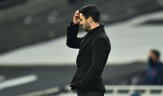 Arsenal manager Mikel Arteta has struggled to keep his side competing with the best.