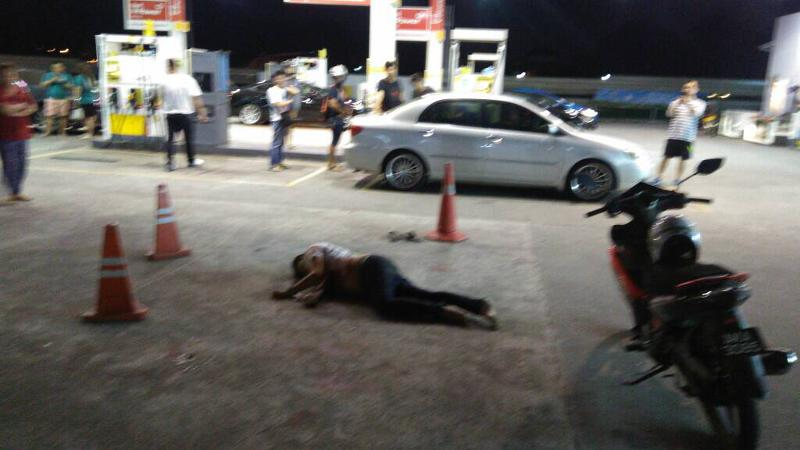 Police nab member of JB gang linked to petrol station murder