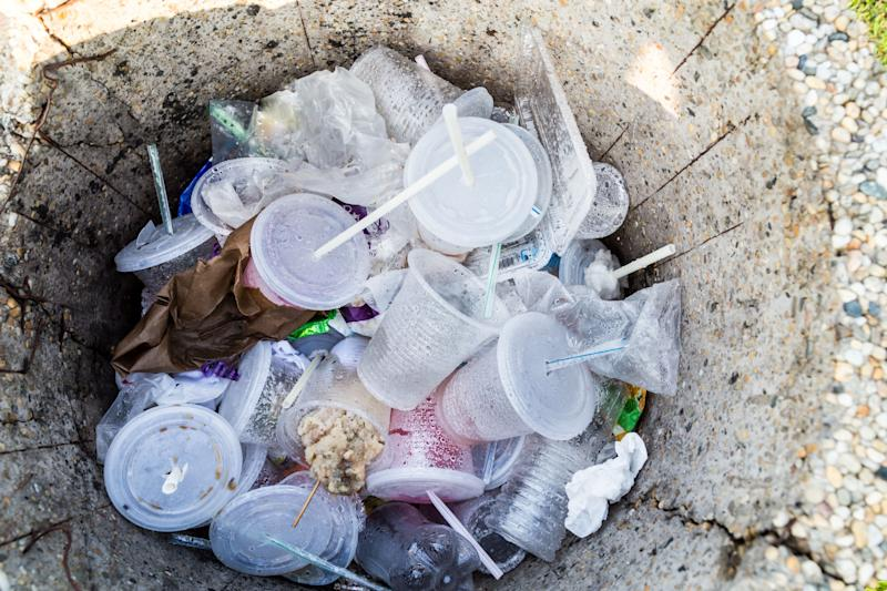 "Eliminating plastics entirely from our lives isn't feasible, but we can all start<strong><i> minimizing our plastic waste</i> (</strong>and really, all waste in general) ― that includes recyclable plastics and compostable or biodegradable ones too. <br /><br />""Someone might buy a new iPhone and say, well, since I recycled my old phone with Apple, I'm all good. But Apple doesn't tell you just how little of that iPhone actually gets recycled,"" said Adam Minter, author of <i>Junkyard Planet: Travels in The Billion-Dollar Trash Trade</i>. ""People need to stop thinking of recycling as a 'get-out-of-jail-free' card. You haven't actually done anything <i>good </i>for the environment. You've just done something less bad."" (More on that below.)<br /><br />""If we really want to deal with the waste problem we're facing, we need to think deeper about the nature of consumption itself,"" Minter said."
