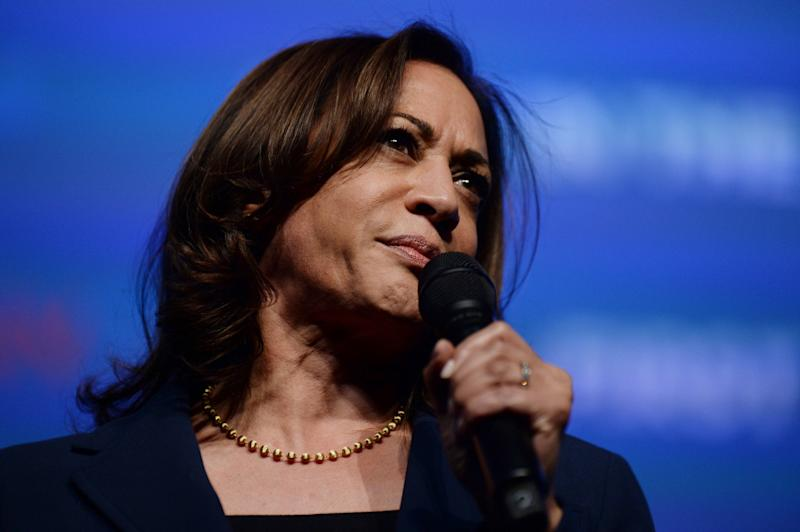 Kamala Harris Is Dropping Out of the 2020 Presidential Race
