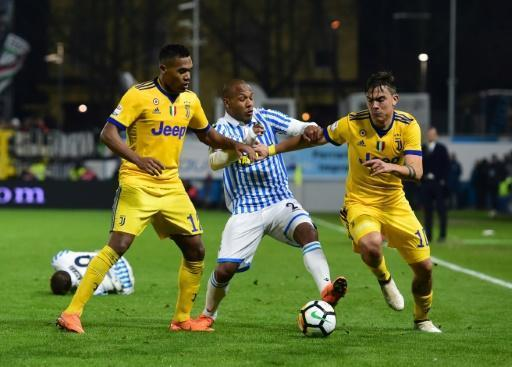 <p>SPAL hold Juventus to offer Napoli title lifeline</p>