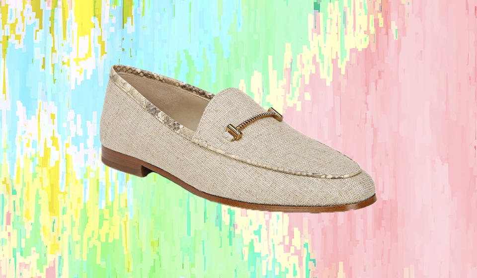 She won't want to stop wearing these classic loafers. (Photo: Nordstrom)
