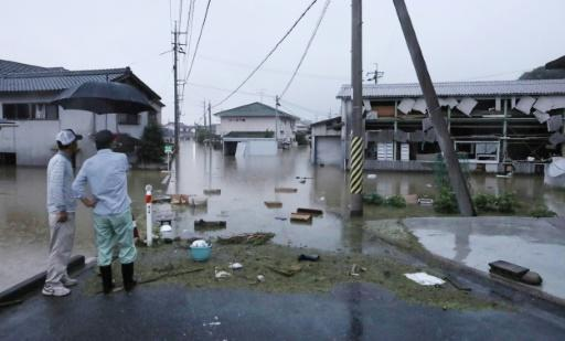 Hundreds have been injured and dozens of homes have been completely destroyed in the disastrous downpours