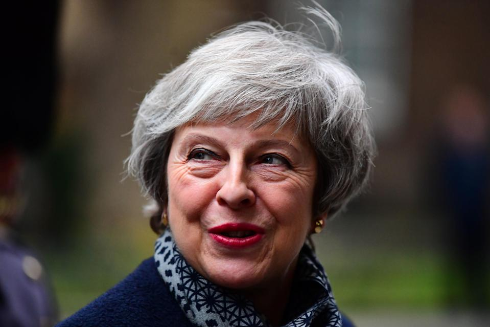 <em>Mrs May has also faced calls from predecessor Sir John Major to revoke Article 50 to stop Brexit (Picture: REUTERS/Peter Nicholls)</em>