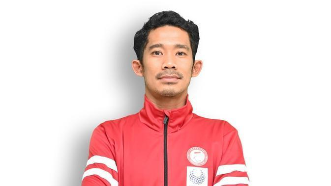 Atlet para-cycling Indonesia, M. Fadli. (Ist)