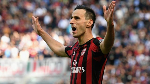 Two La Liga rivals are the closest to acquiring the AC Milan striker, according to the sporting director at San Siro