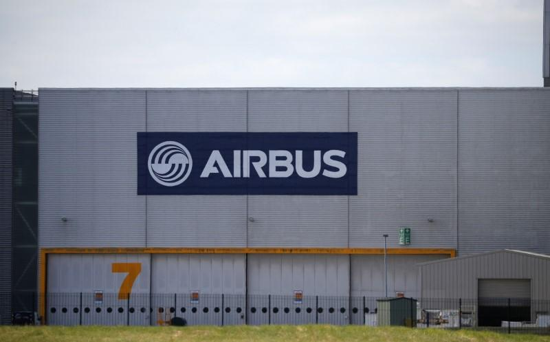 Airbus says reducing wing production for three weeks