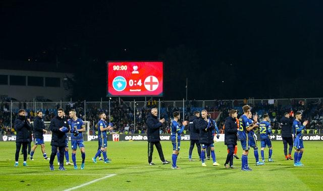 Kosovo have made a big impact since they were accepted in UEFA in 2016